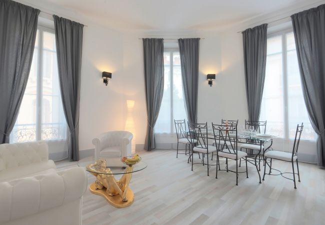 Апартаменты на Cannes - 5 минут ходьбы до моря, набережной Круазетт и Дворца фестивалей